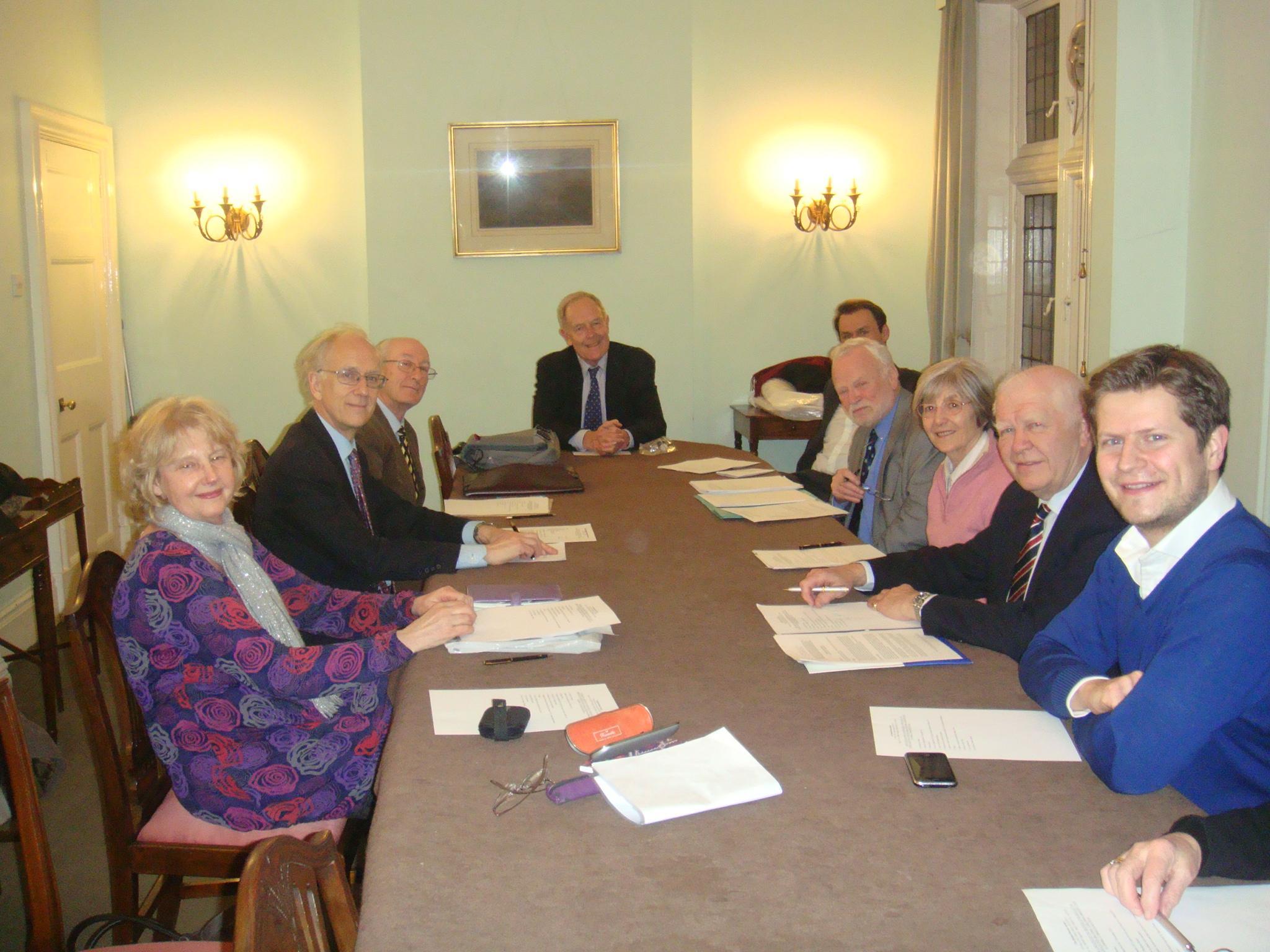 Trustee Meeting 21 3 2013
