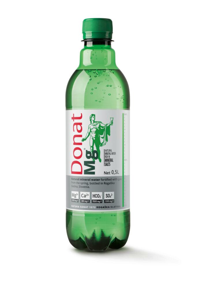 Donat Mg_Single bottle_0.5L