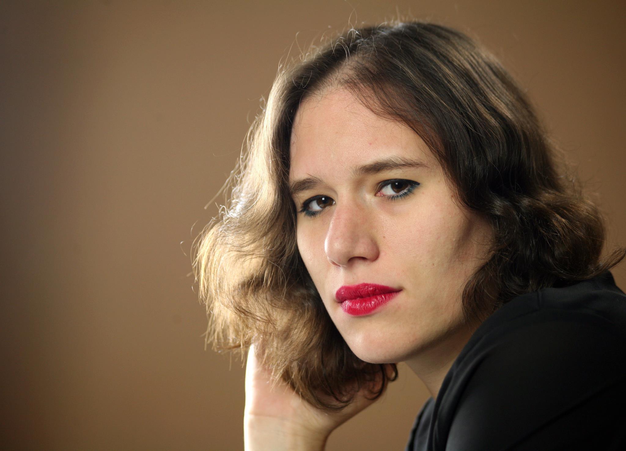 Katja Perat, photo by Tihomir Pintar